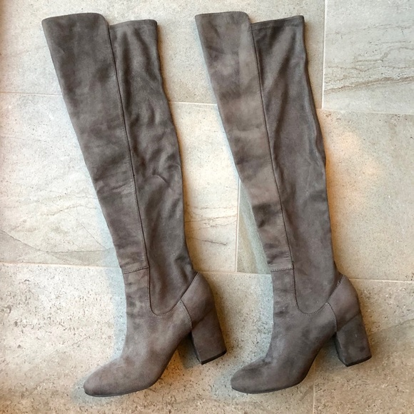 5b2405d2400 Treasure   Bond Over the Knee Boot